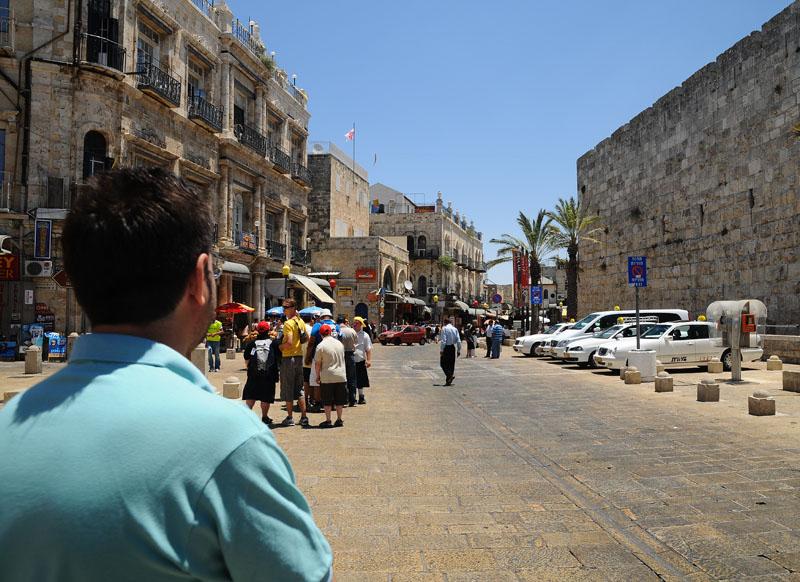 Иерусалим. Старый город. 1