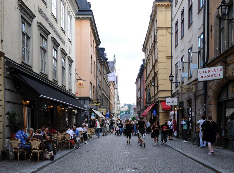 Стокгольм. Stockholm. 22