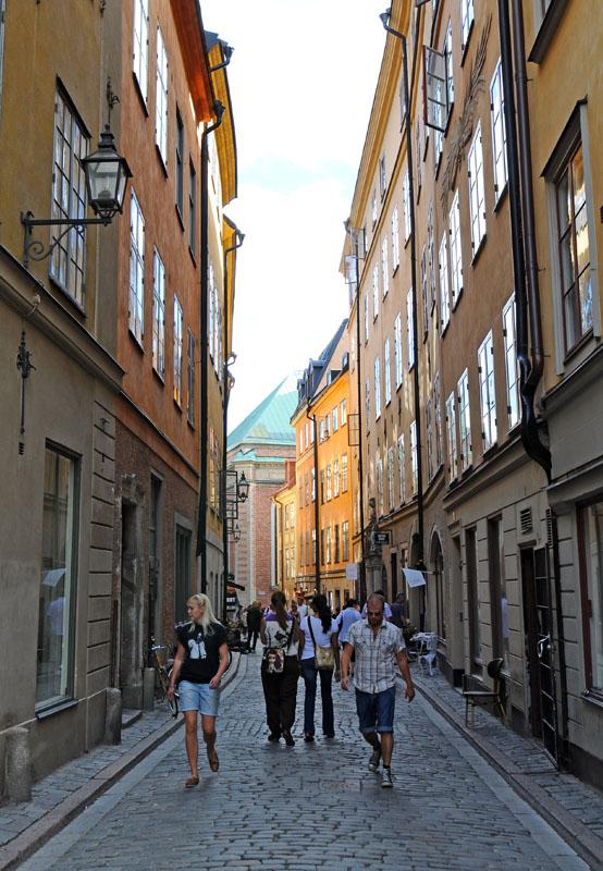 Стокгольм. Старый город. 27