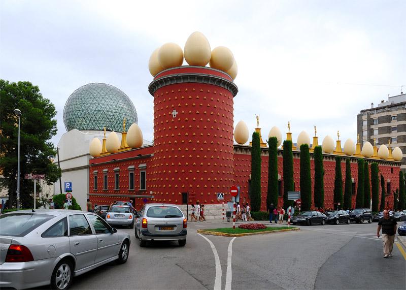 Музей Дали. 1. Dali Museum.