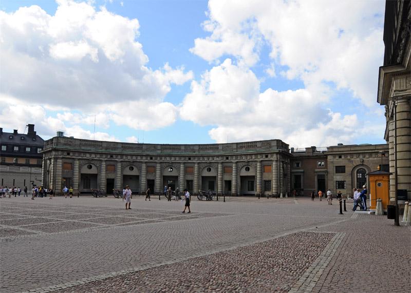 Стокгольм. Королевский дворец. 48.