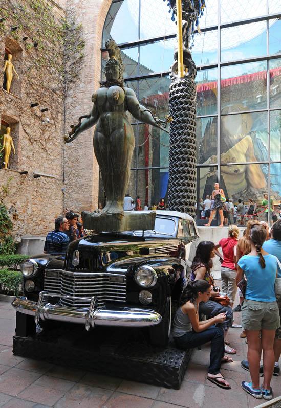 Музей Дали. Фигейрос. Dali Museum