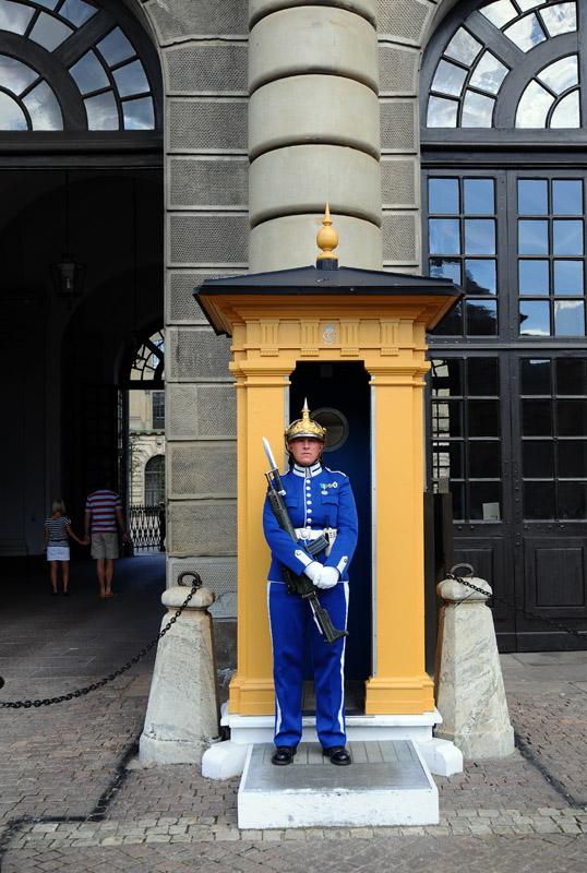 Стокгольм. Королевский дворец. 50.