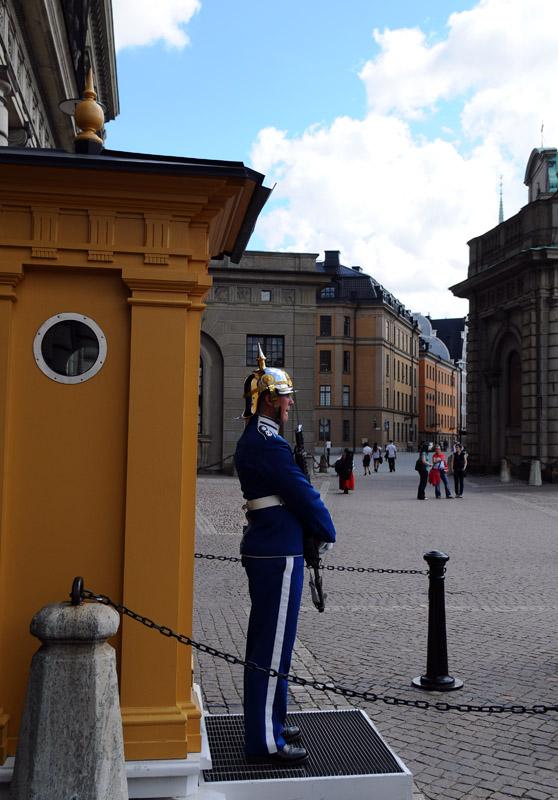 Стокгольм. Королевский дворец. 49.