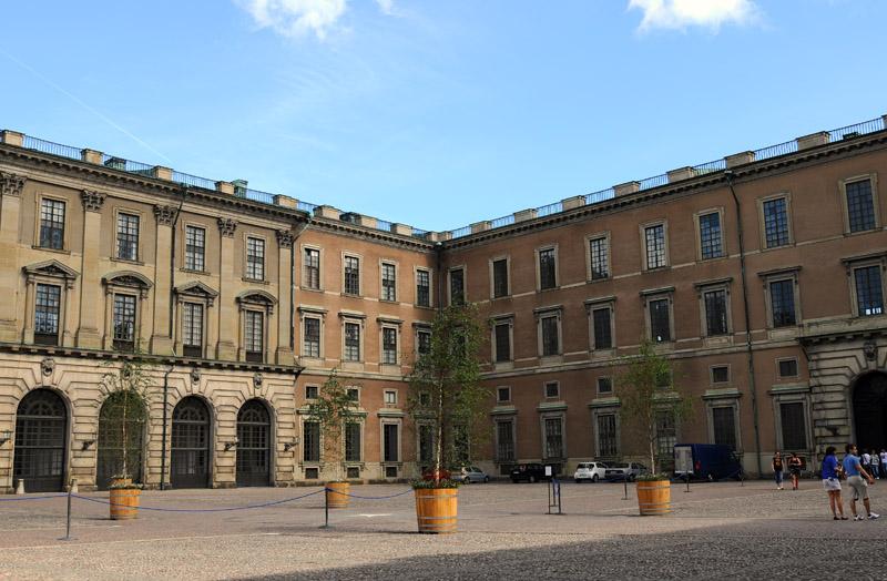 Стокгольм. Королевский дворец. 53.