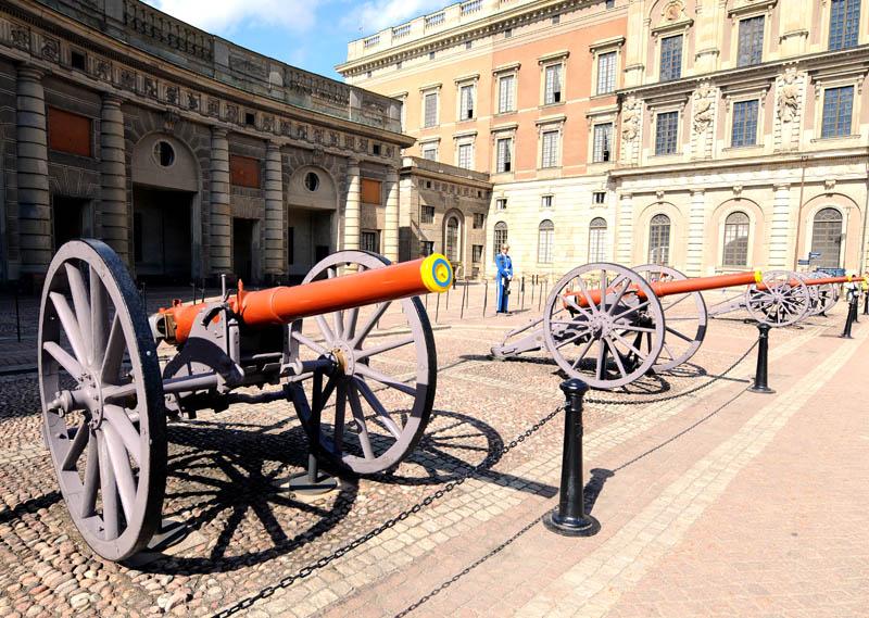 Стокгольм. Королевский дворец. 51.