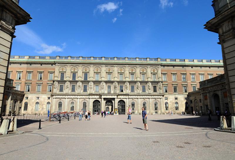 Стокгольм. Королевский дворец. 55