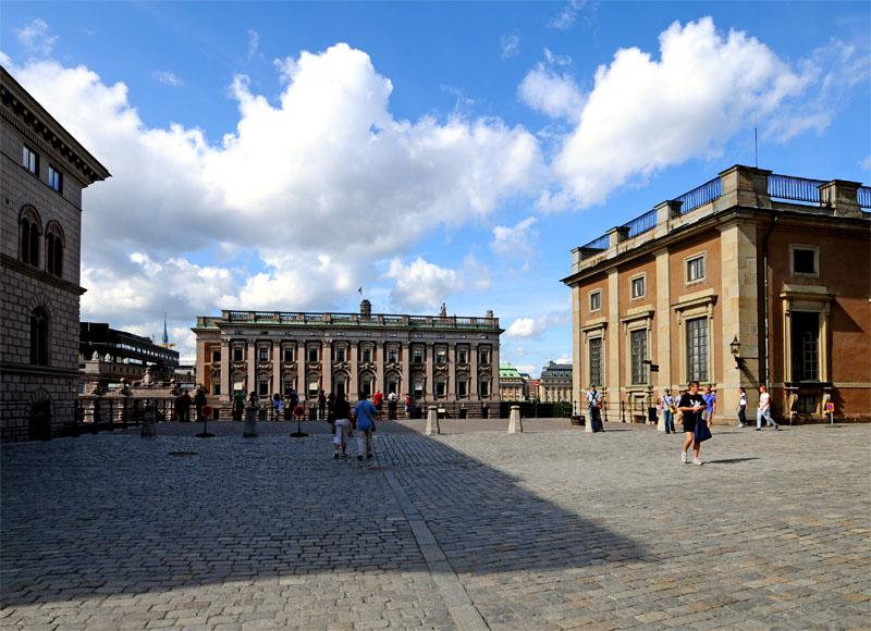 Стокгольм. Королевский дворец. 56