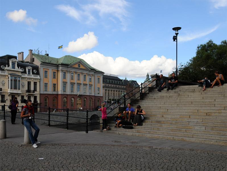 Стокгольм. 74