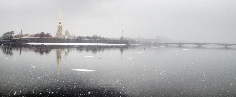 Весна 2012 в Питере. 1