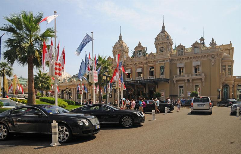 Казино. Монте-Карло. Casino. Monte-Carlo. Фото 33.