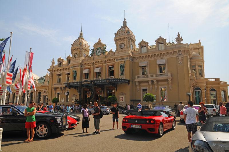 Казино. Монте-Карло. Monte-Carlo. Casino. Фото 34.