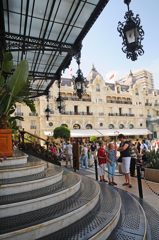 Монте-Карло. Отель-де-Пари. Monte-Carlo. Фото 39.