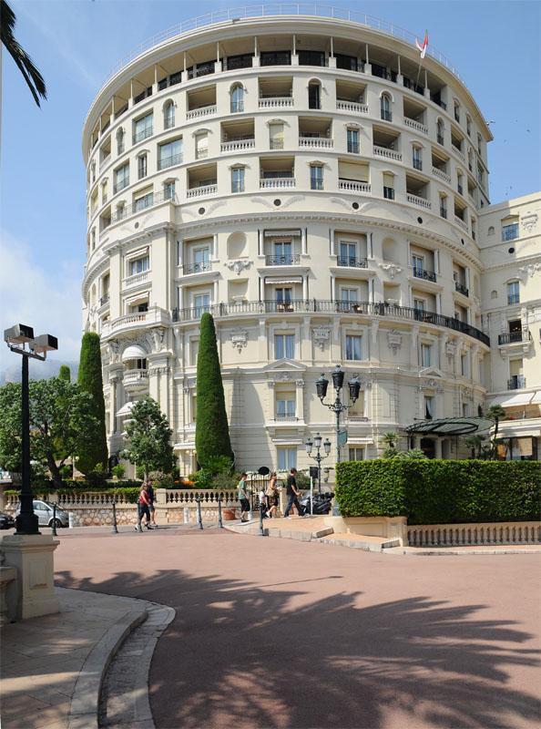 Монте-Карло. Отель-де-Пари. Monte-Carlo. Фото 43.
