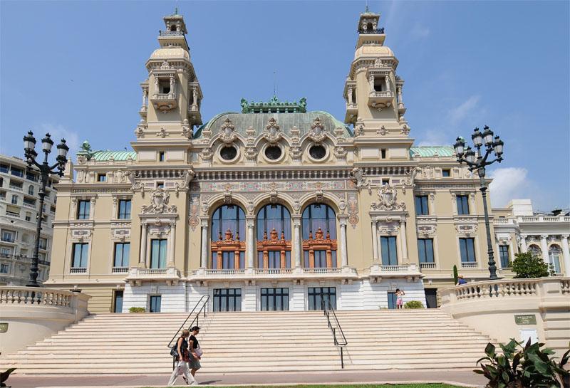 Монте-Карло. Казино. Monte-Carlo. Casino. Фото 44.