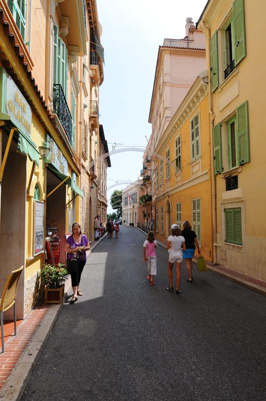 Монако. Крепость. Monaco. Фото 91.