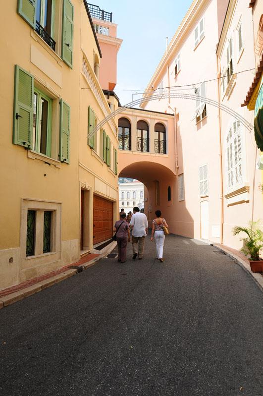 Монако. Крепость. Monaco. Фото 92.
