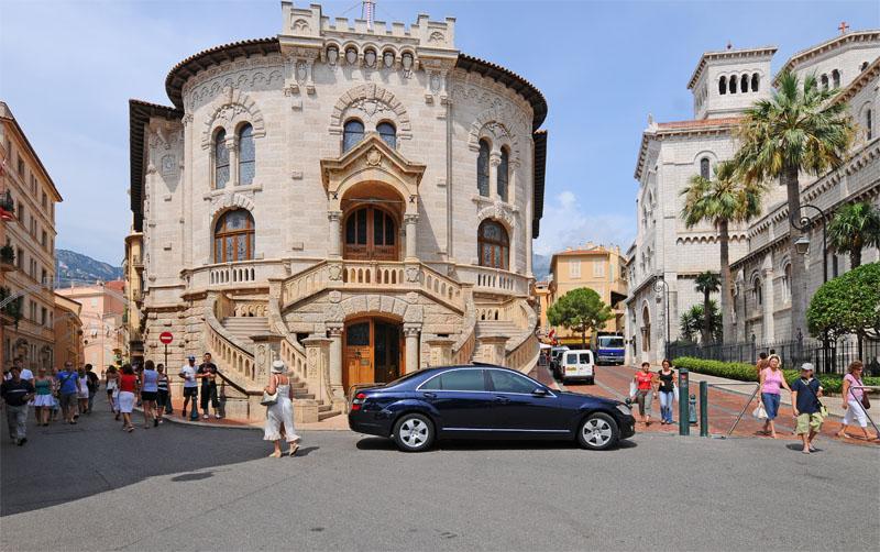 Монако. Крепость. Monaco. Фото 94.