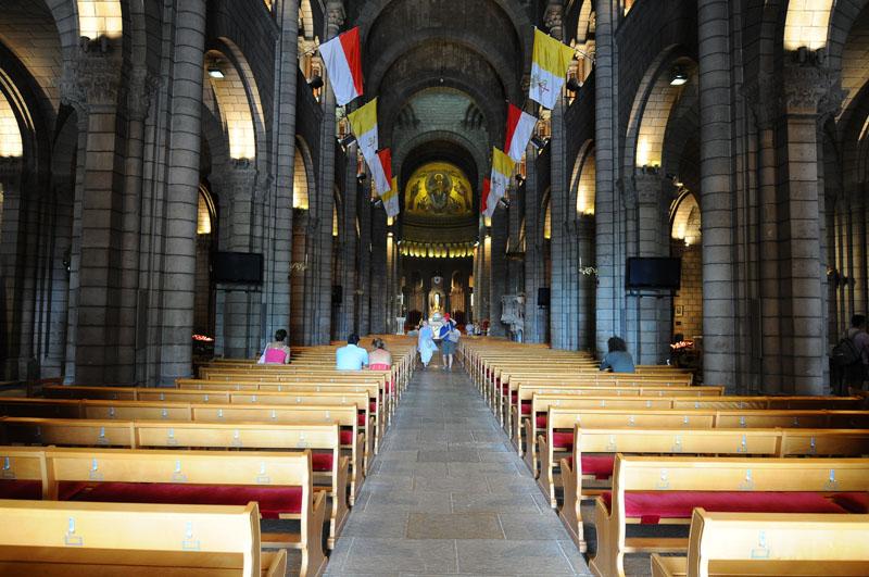 Монако. Кафедральный собор. Monaco. Фото 99.