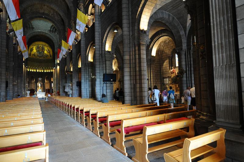 Монако. Кафедральный собор. Monaco. Фото 100.