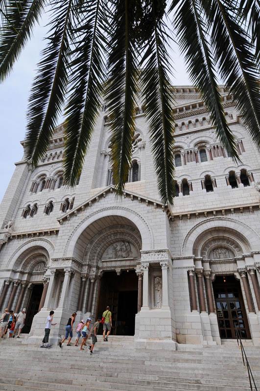 Монако. Кафедральный собор. Monaco. 113.