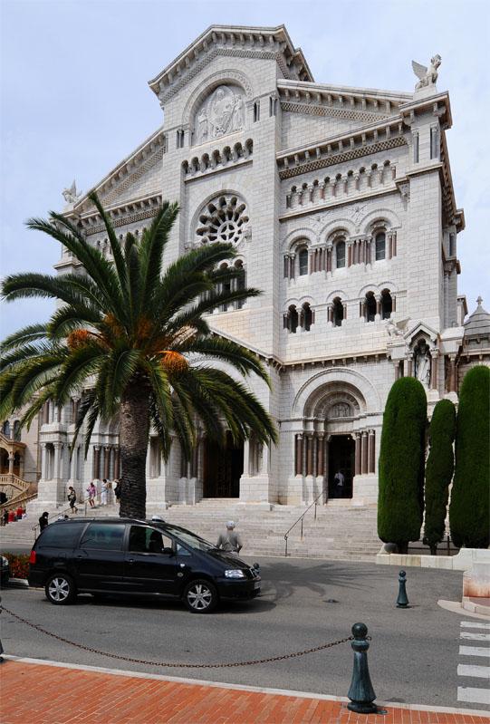 Монако. Кафедральный собор. Monaco. 114.