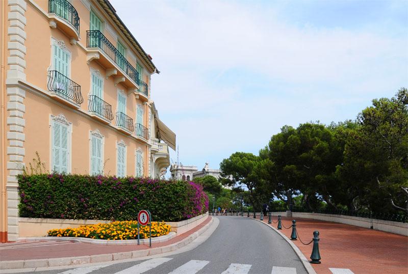 Монако. Княжеский дворец. Monaco. 115.