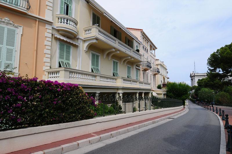 Монако. Княжеский дворец. Monaco. 116.