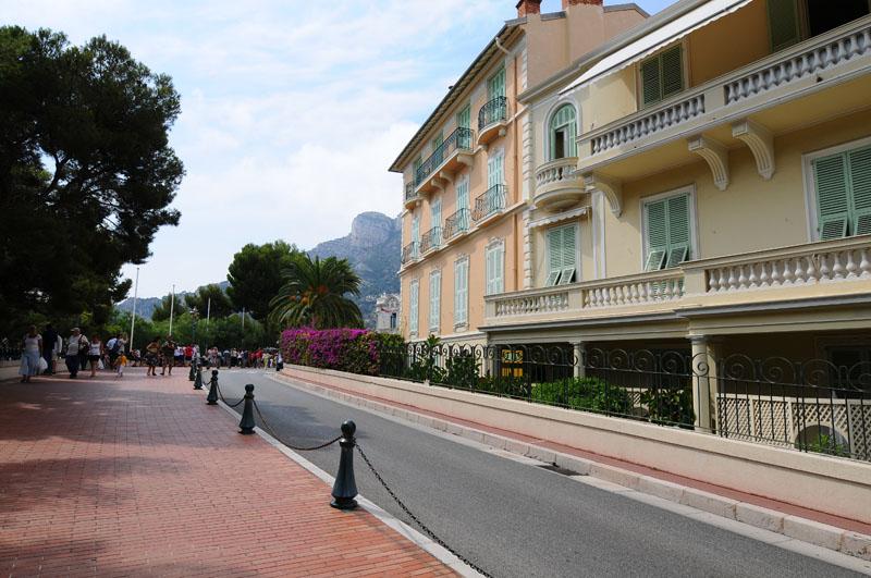 Монако. Княжеский дворец. Monaco. 118.