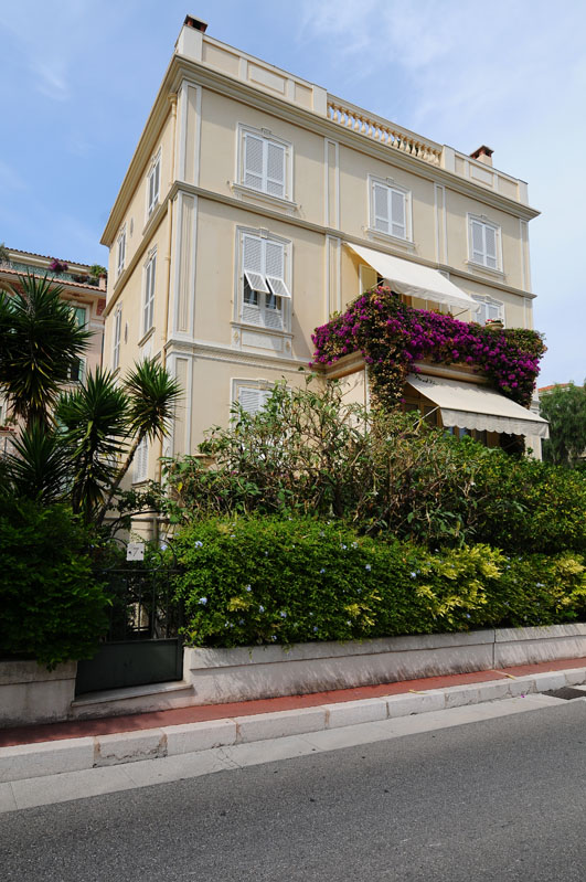 Монако. Княжеский дворец. Monaco. 120.
