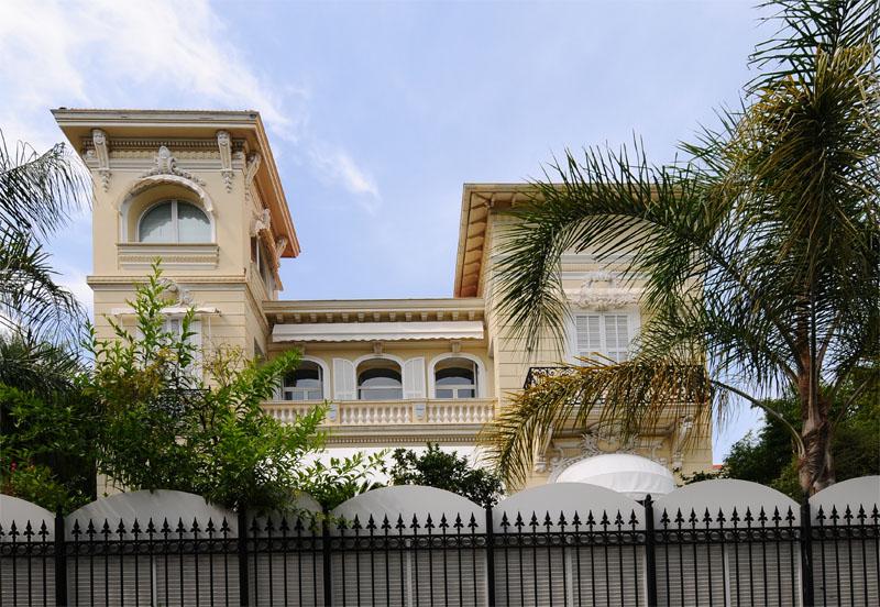 Монако. Княжеский дворец. Monaco. 121.