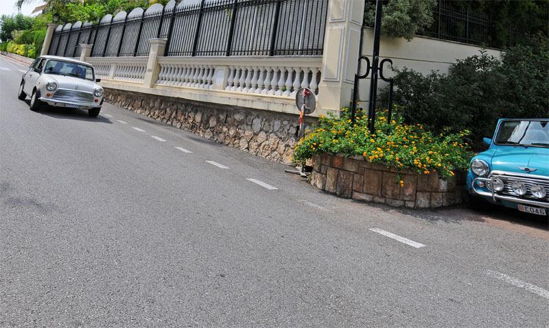 Монако. Княжеский дворец. Monaco. 123.
