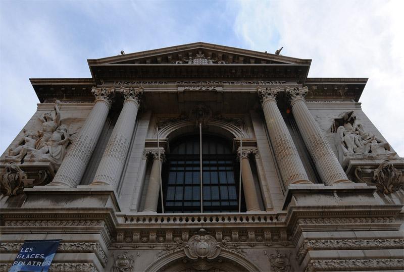 Монако. Океанографический музей. Monaco. 125.