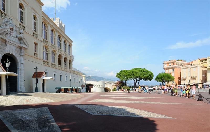 Монако. Крепость. Monaco. Фото 87.