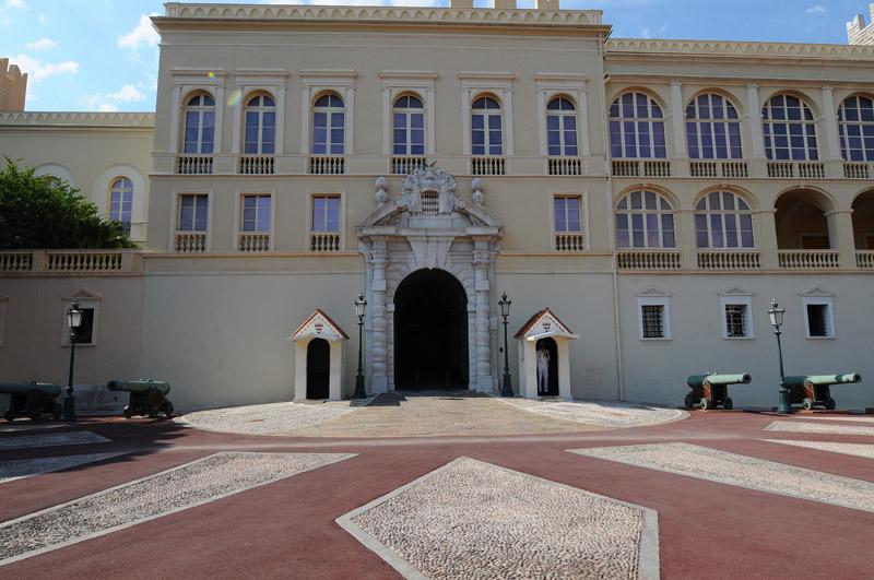 Монако. Крепость. Monaco. Фото 88.