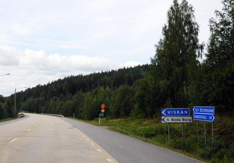 Стокгольм - Эстерсунд. (c)Smyslik. 66