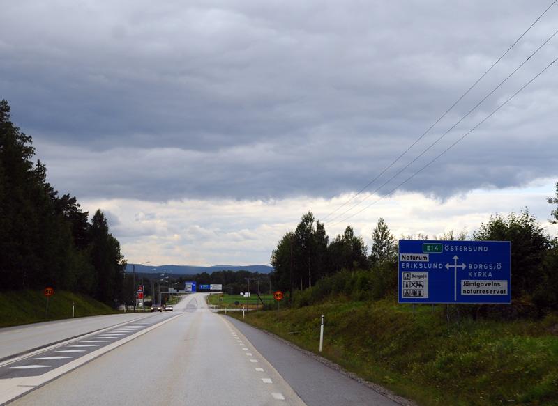 Стокгольм - Эстерсунд. (c)Smyslik. 69