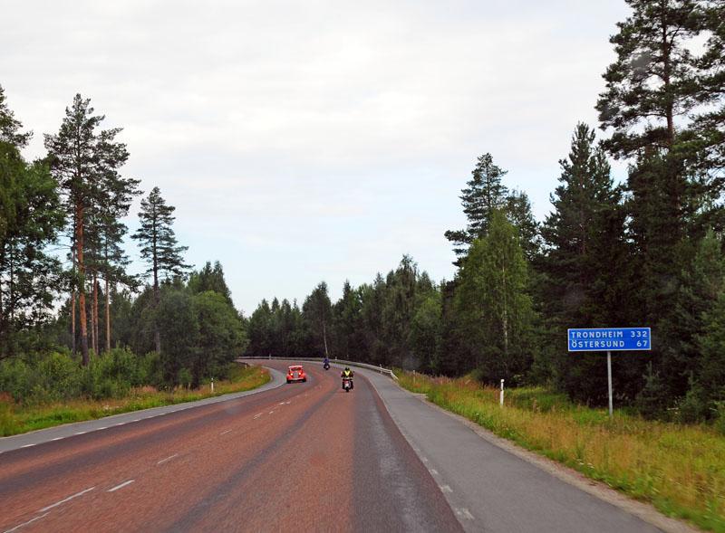 Стокгольм - Эстерсунд. (c)Smyslik. 72