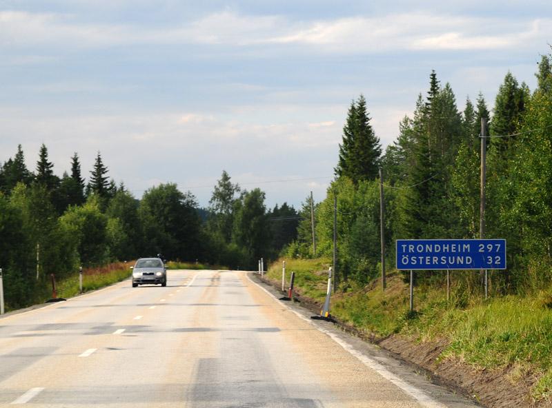 Стокгольм - Эстерсунд. (c)Smyslik. 76