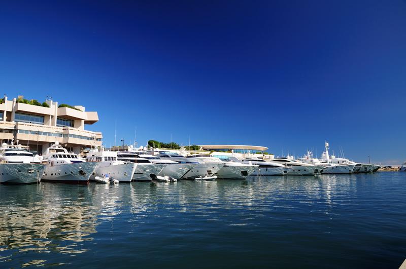 Канны. Причал. Яхты. Cannes. Pier. 1.