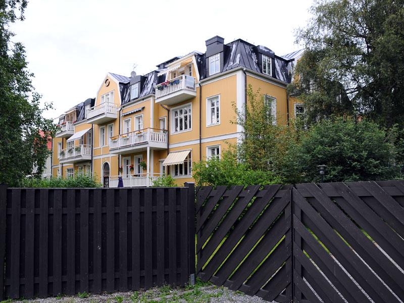 Эстерсунд. Швеция. Ostersund. Sweden. 25