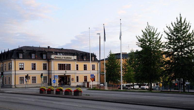 Эстерсунд. Театр. Ostersund. 66