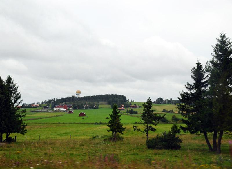Эстерсунд - Тронхейм. Е14. (c)Smyslik 4