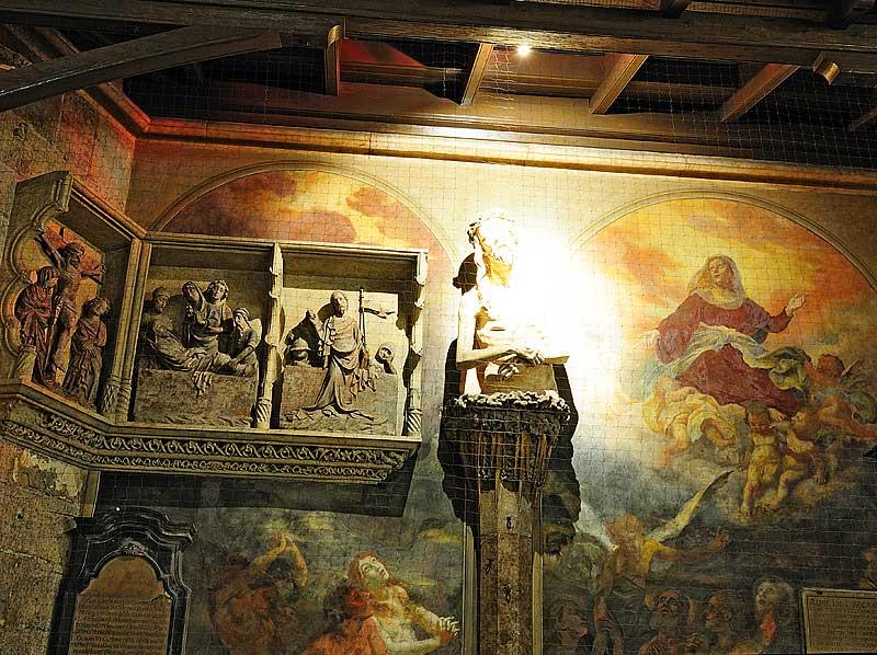 Вена. Собор Св. Стефана ночью. Vienna. Night Stefansdom. 31