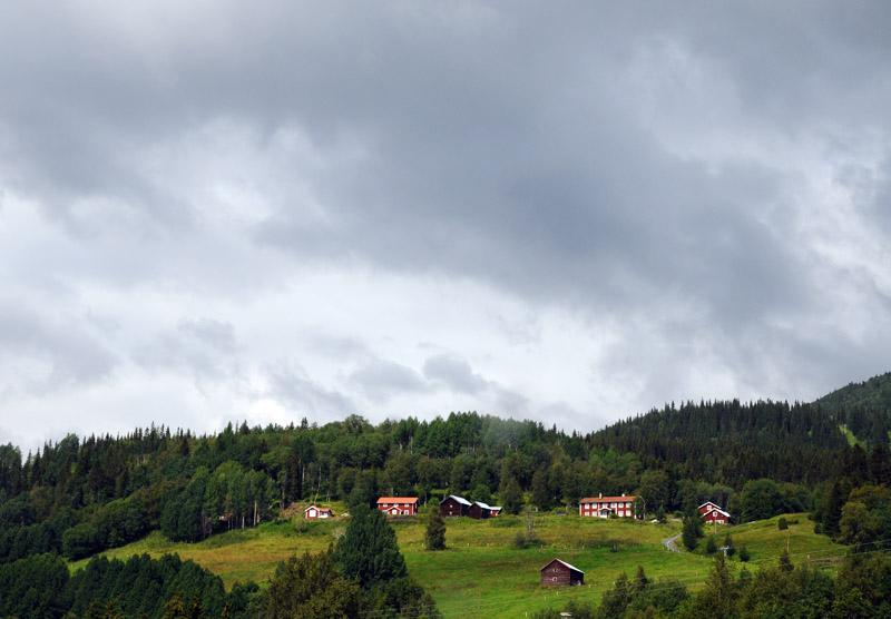 Остерсунд - Трондхейм. Е14. (c)Smyslik 24