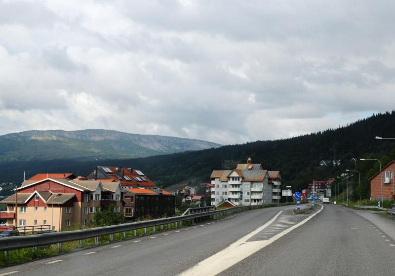 Остерсунд - Тронхейм. Е14. (c)Smyslik 25
