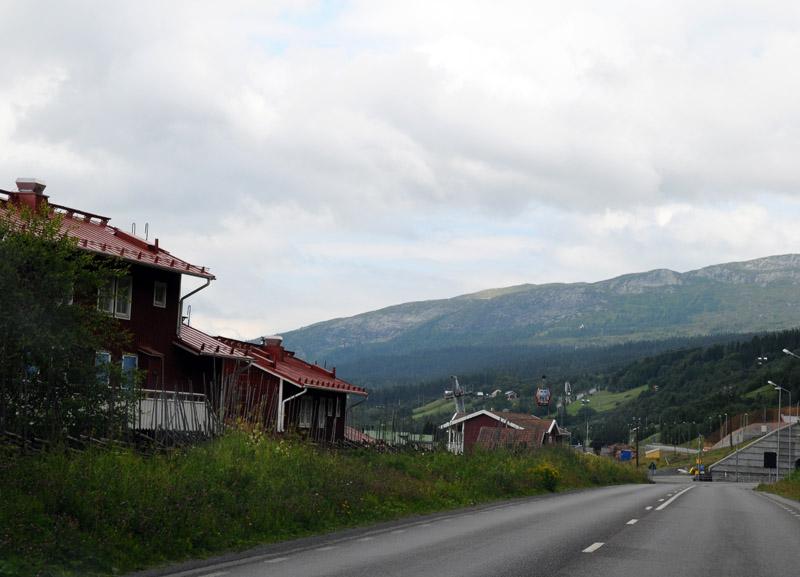 Эстерсунд - Трондхейм. Е14. (c)Smyslik 27