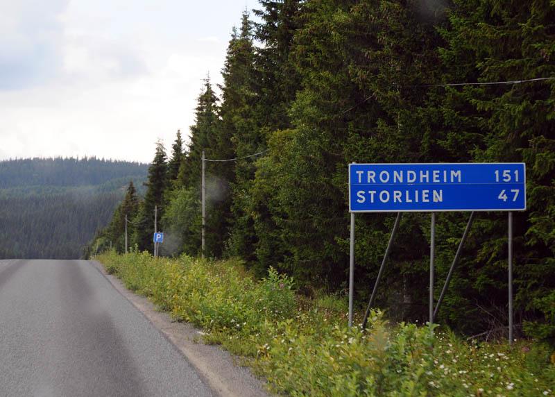 Эстерсунд - Тронхейм. Е14. (c)Smyslik 29