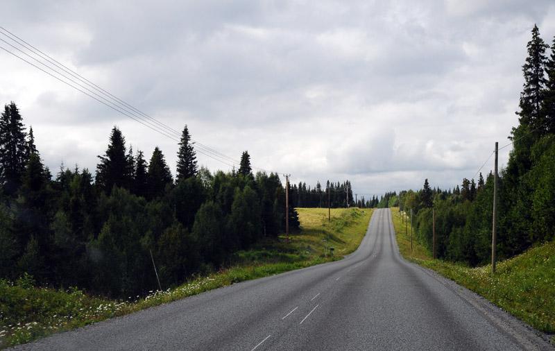 Остерсунд - Трондхейм. Е14. (c)Smyslik 32