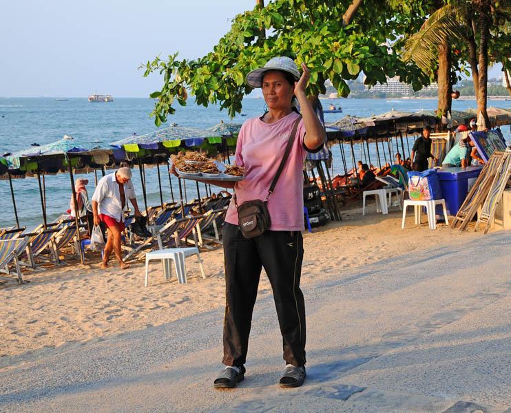 Паттайя. Бич Роад. Pattaya. 98